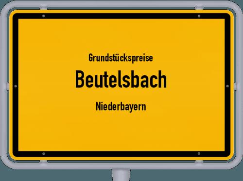 Grundstückspreise Beutelsbach (Niederbayern) 2021