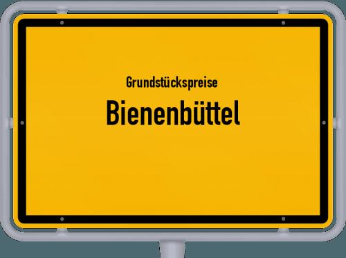 Grundstückspreise Bienenbüttel 2019