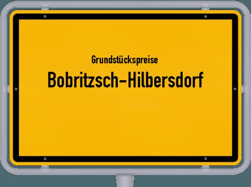 Grundstückspreise Bobritzsch-Hilbersdorf 2019