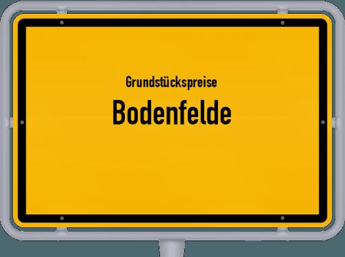 Grundstückspreise Bodenfelde 2019