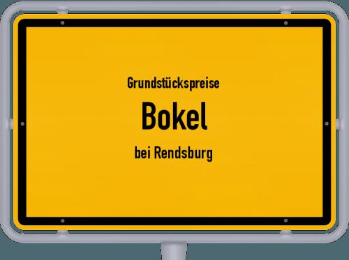 Grundstückspreise Bokel (bei Rendsburg) 2021