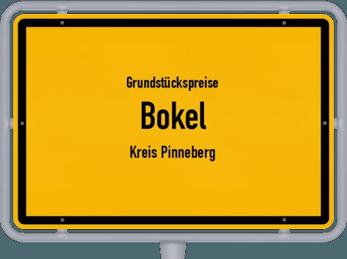 Grundstückspreise Bokel (Kreis Pinneberg) 2021