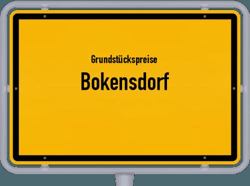 Grundstückspreise Bokensdorf 2021
