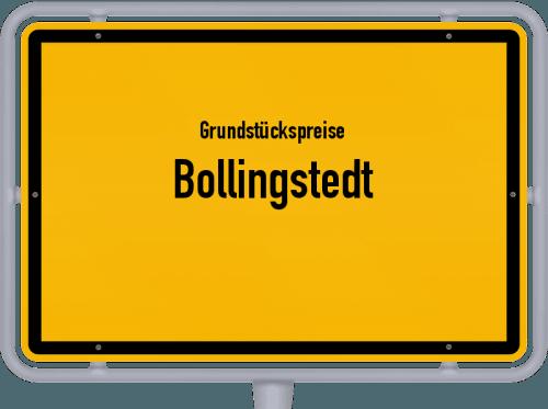Grundstückspreise Bollingstedt 2021