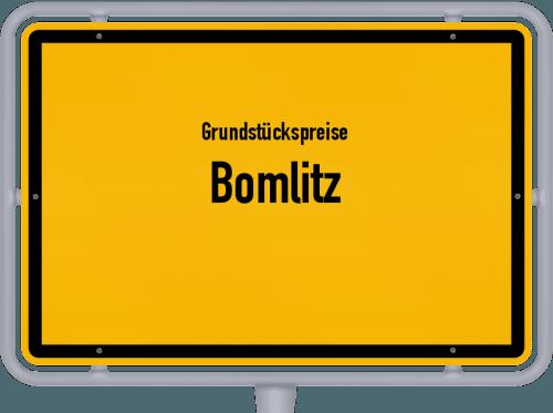 Grundstückspreise Bomlitz 2021