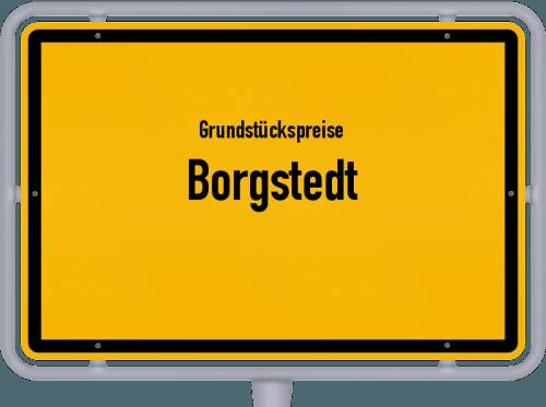 Grundstückspreise Borgstedt 2021