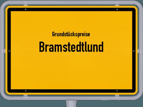 Grundstückspreise Bramstedtlund 2021