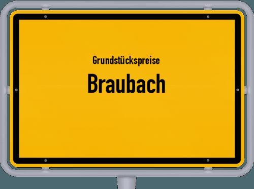 Grundstückspreise Braubach 2019