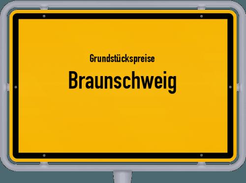 Grundstückspreise Braunschweig 2021