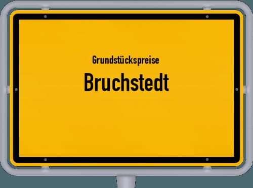 Grundstückspreise Bruchstedt 2019