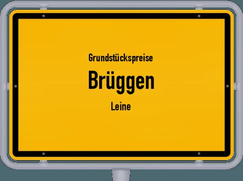 Grundstückspreise Brüggen (Leine) 2021