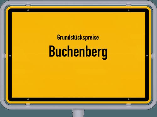 Grundstückspreise Buchenberg 2019