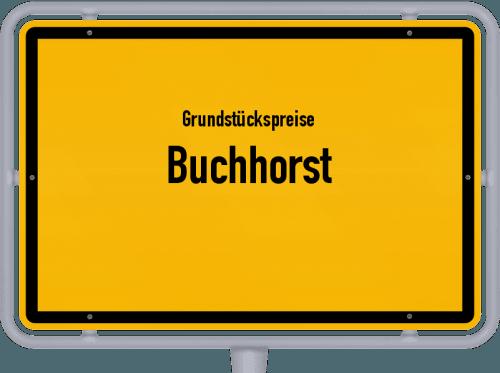 grundst ckspreise buchhorst 2018 kostenlos. Black Bedroom Furniture Sets. Home Design Ideas