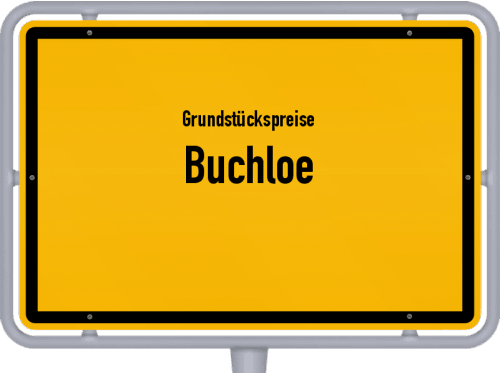 Grundstückspreise Buchloe 2019