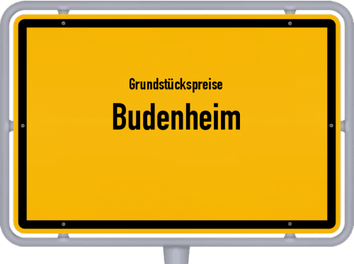 Grundstückspreise Budenheim 2019