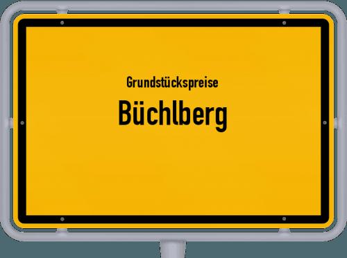Grundstückspreise Büchlberg 2019