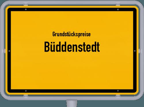 Grundstückspreise Büddenstedt 2019