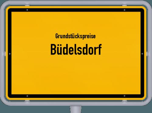 Grundstückspreise Büdelsdorf 2021