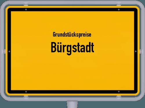 Grundstückspreise Bürgstadt 2019