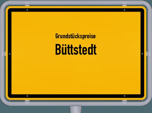 Grundstückspreise Büttstedt 2019
