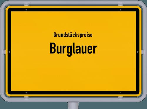 Grundstückspreise Burglauer 2021