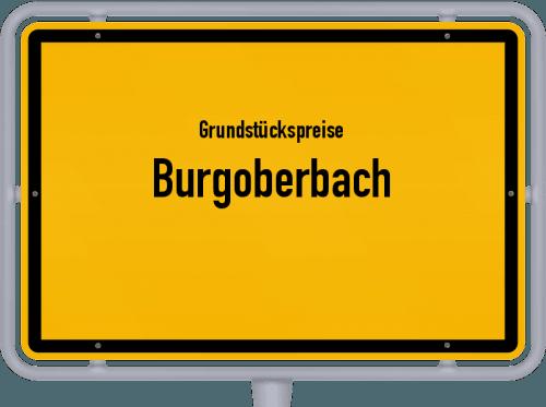 Grundstückspreise Burgoberbach 2019