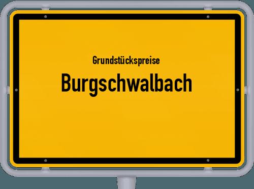 Grundstückspreise Burgschwalbach 2019