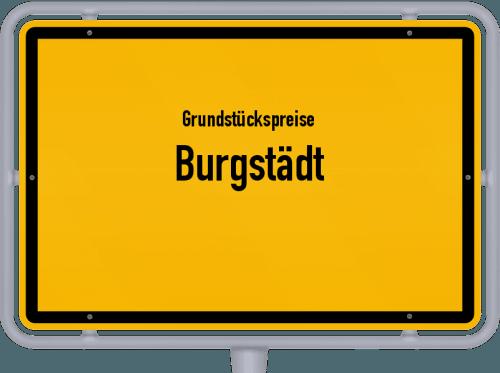 Grundstückspreise Burgstädt 2019