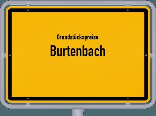 Grundstückspreise Burtenbach 2019