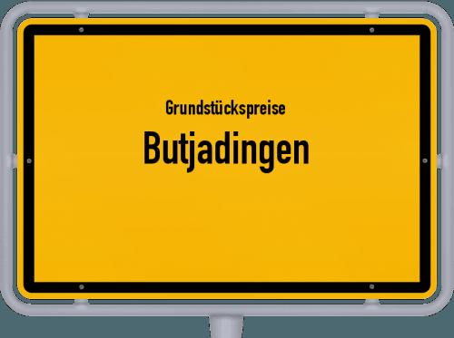 Grundstückspreise Butjadingen 2019