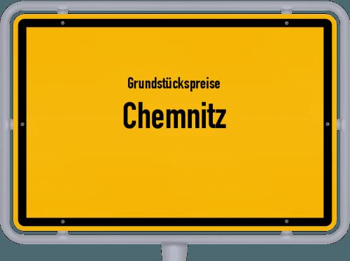 Grundstückspreise Chemnitz 2019