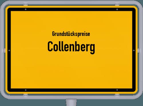 Grundstückspreise Collenberg 2021