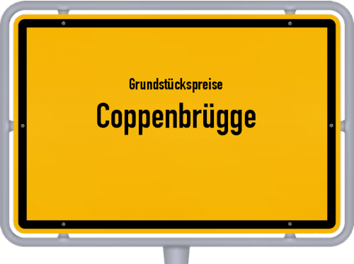 Grundstückspreise Coppenbrügge 2021
