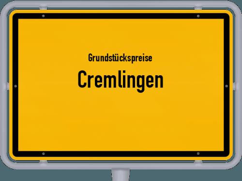 Grundstückspreise Cremlingen 2019