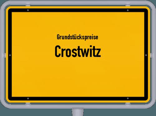 Grundstückspreise Crostwitz 2019