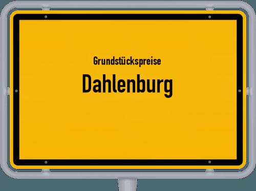 Grundstückspreise Dahlenburg 2019