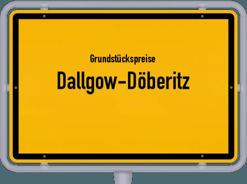 Grundstückspreise Dallgow-Döberitz 2021