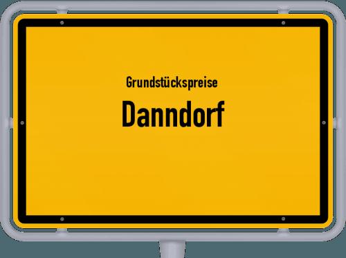 Grundstückspreise Danndorf 2021