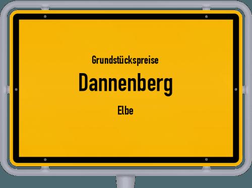 Grundstückspreise Dannenberg (Elbe) 2021