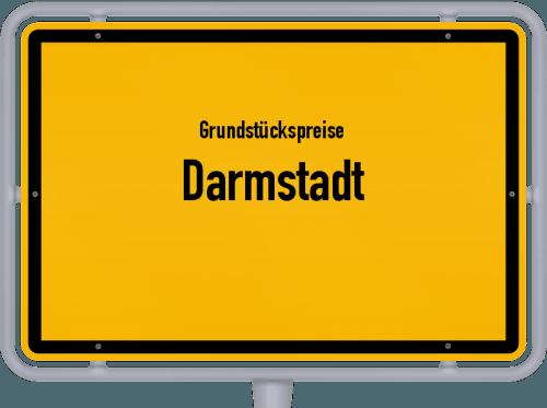 Grundstückspreise Darmstadt 2019