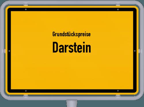 Grundstückspreise Darstein 2019