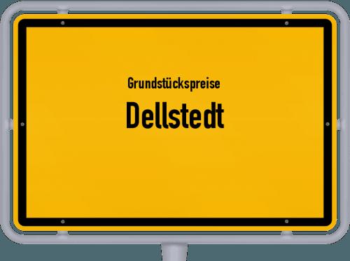Grundstückspreise Dellstedt 2021