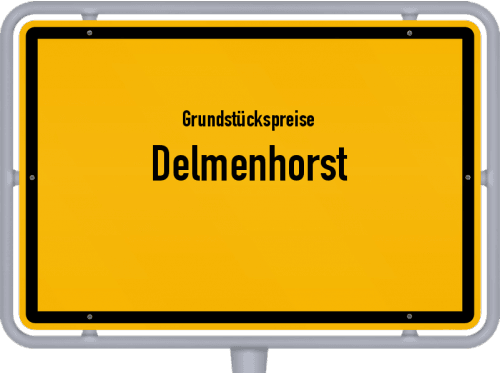 Grundstückspreise Delmenhorst 2019