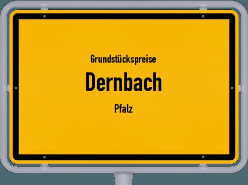 Grundstückspreise Dernbach (Pfalz) 2019