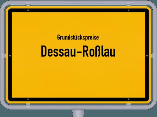 Grundstückspreise Dessau-Roßlau 2021
