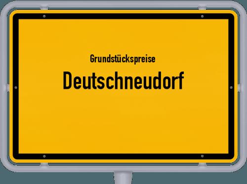 Grundstückspreise Deutschneudorf 2019