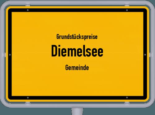 Grundstückspreise Diemelsee (Gemeinde) 2020