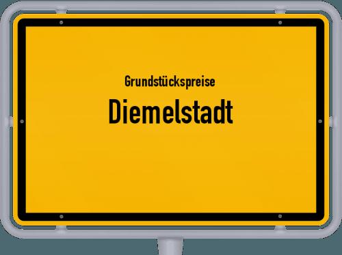 Grundstückspreise Diemelstadt 2020