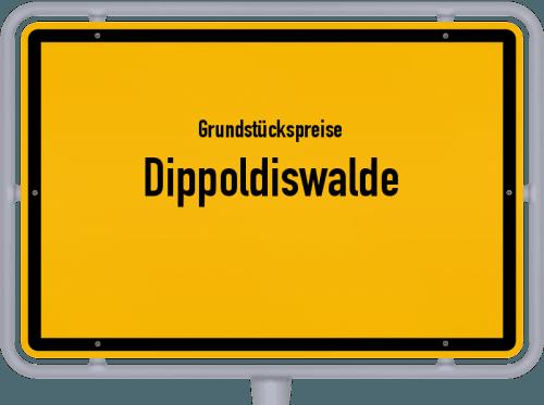 Grundstückspreise Dippoldiswalde 2019