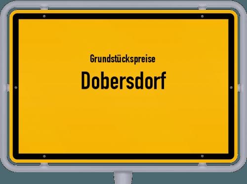 Grundstückspreise Dobersdorf 2021